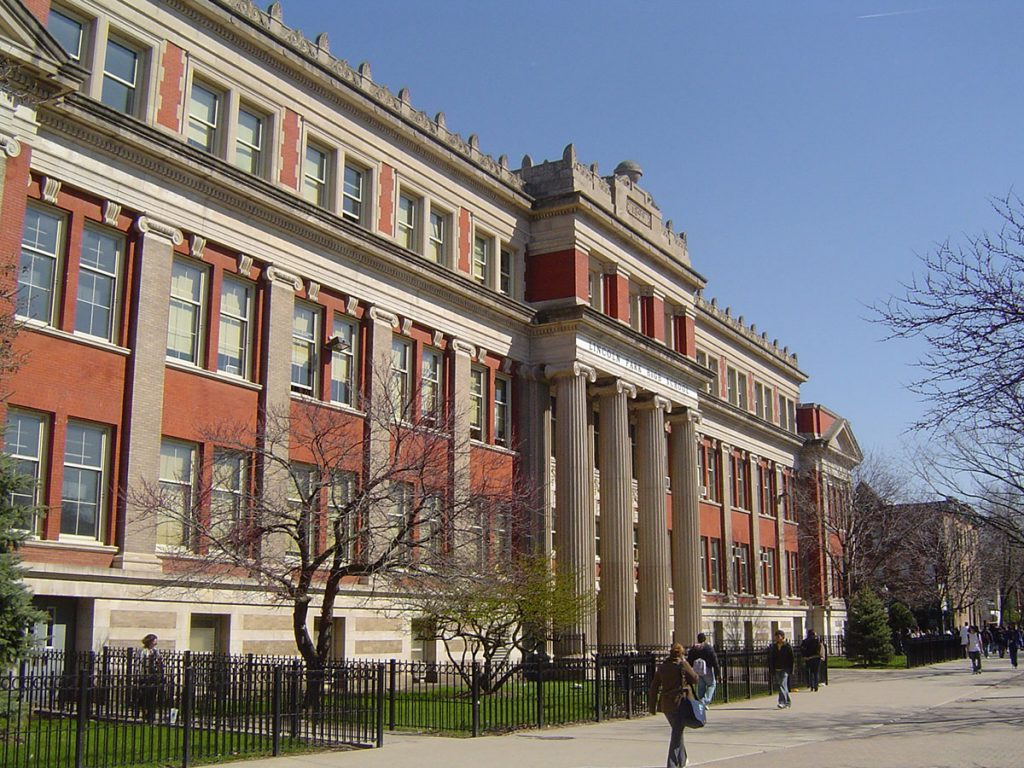 CPS Lincoln Park High School